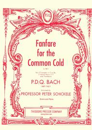 Fanfare for the Common Cold