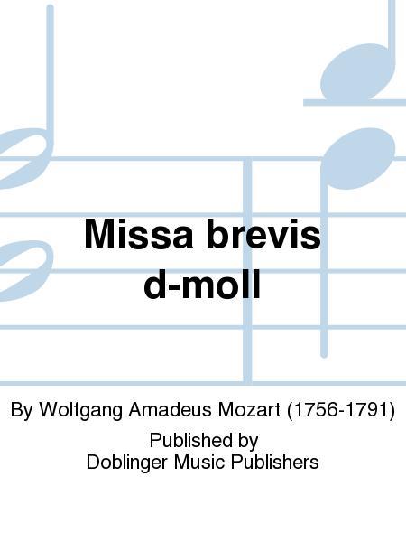 Missa brevis d-moll