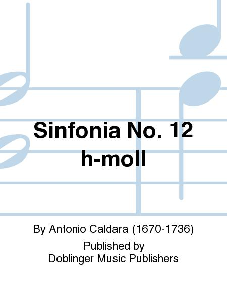 Sinfonia No. 12 h-moll