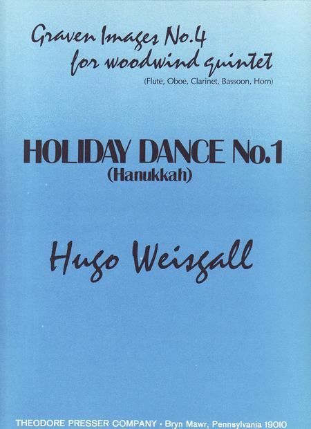 Holiday Dance No. 1 (Hanukkah)