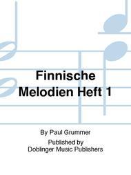 Finnische Melodien Heft 1