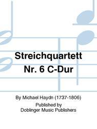 Streichquartett Nr. 6 C-Dur