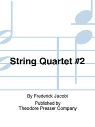 String Quartet #2