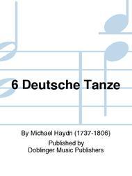 6 Deutsche Tanze