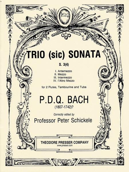 Trio (Sic) Sonata