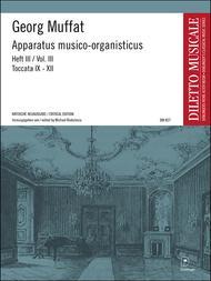 Apparatus musico-organisticus Band 3