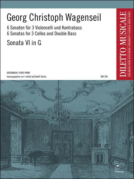 Sonate 6 G-Dur