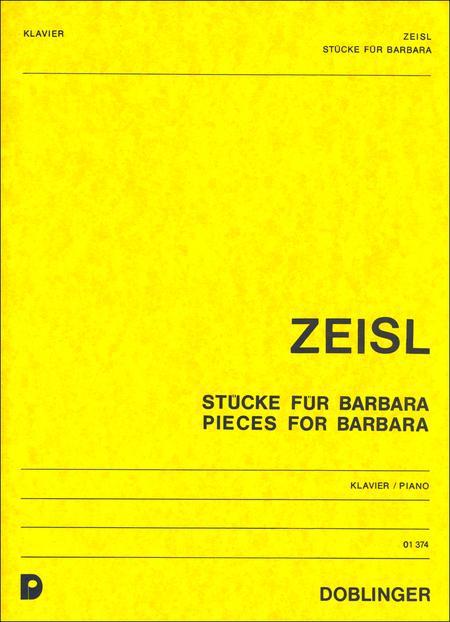 Stucke fur Barbara / Pieces for Barbara