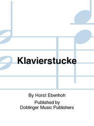Klavierstucke