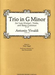 Trio in G Minor