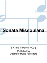 Sonata Missoulana