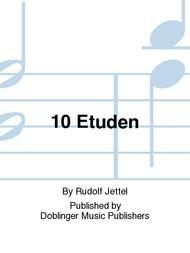 10 Etuden