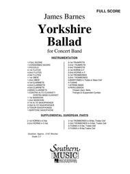 Yorkshire Ballad