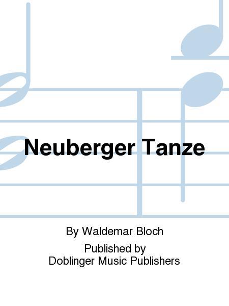 Neuberger Tanze
