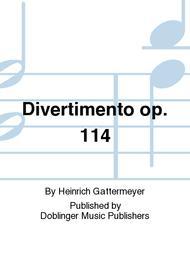 Divertimento op. 114