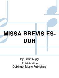 MISSA BREVIS ES-DUR