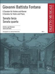 6 Sonaten Band 2 Sonata terza in C & Sonata quarta in G