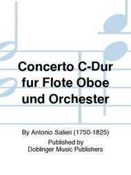Concerto C-Dur fur Flote Oboe und orchestral music