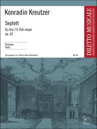 Septett Es-Dur op. 62
