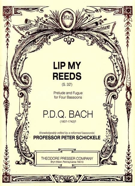 Lip My Reeds