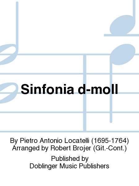 Sinfonia d-moll