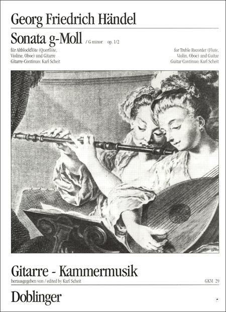 Sonata g-moll op. 1 / 2