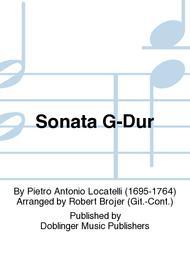 Sonata G-Dur