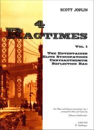 Ragtimes Heft 1