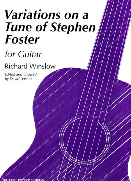 Variations on A Tune of Stephen Foster