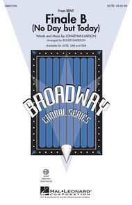 Finale B - ShowTrax CD