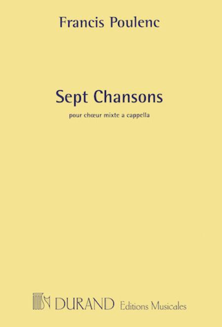 Sept Chansons
