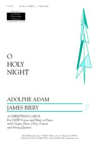 O Holy Night - Harp edition