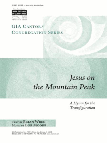 Jesus on the Mountain Peak - Instrument edition