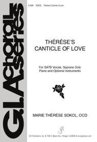 Therese's Canticle of Love - Instrument edition