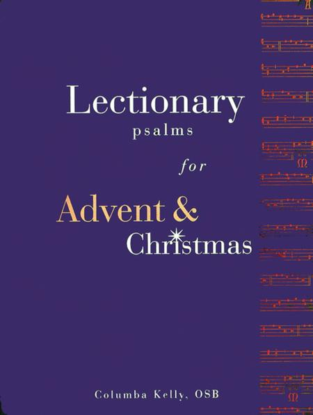 Lectionary Psalms for Advent and Christmas - Spiral edition