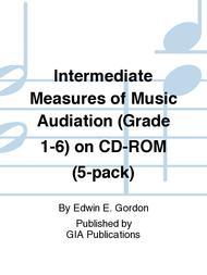 Intermediate Measures of Music Audiation (Grade 1-6) - CD-ROM 5-Pack