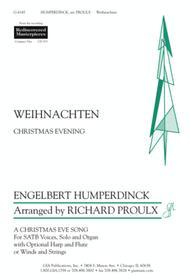 Weihnachten - Full Score and Parts