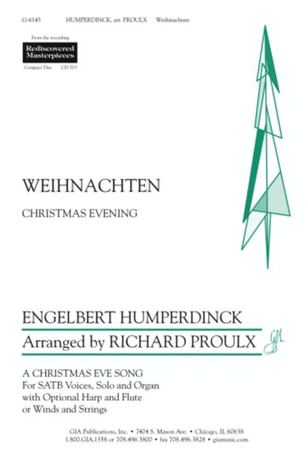 Weihnachten - Harp edition