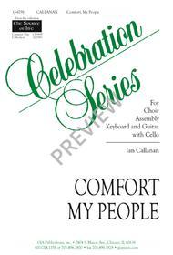 Comfort, My People