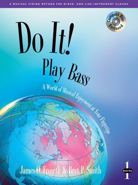 Do It! Play Bass - Book 1 & CD