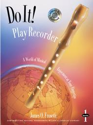 Do It! Play Recorder - Book 1 & CD