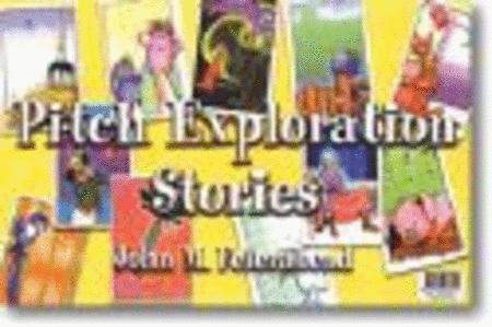 Pitch Exploration Stories - Flashcards
