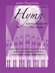 Hymn Harmonizations for Organ - Volume 1
