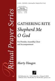 Gathering Rite: Shepherd Me O God (Instrumental Parts)