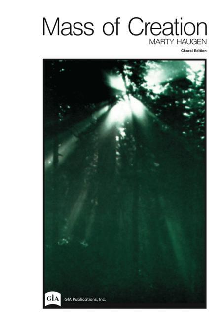 Mass of Creation (Full Score)
