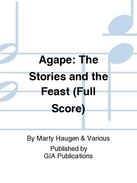 Agape - Full Score