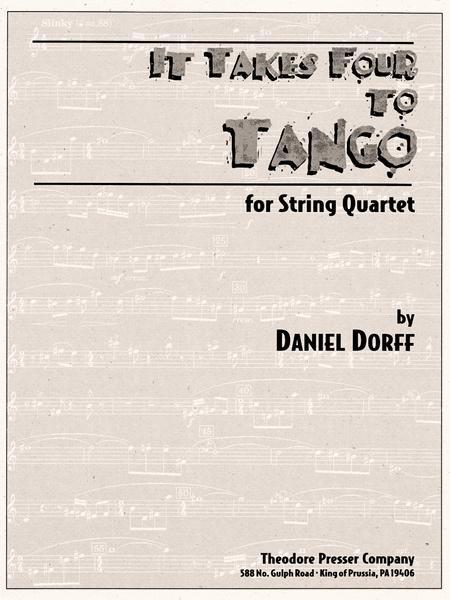 It Takes Four To Tango
