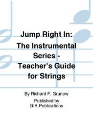 Jump Right In: Teacher's Guide for Books 1 & 2 - Strings