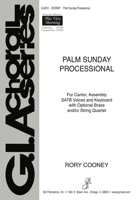 Palm Sunday Processional - String Quartet