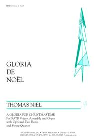 Gloria de Noel - Instrument edition